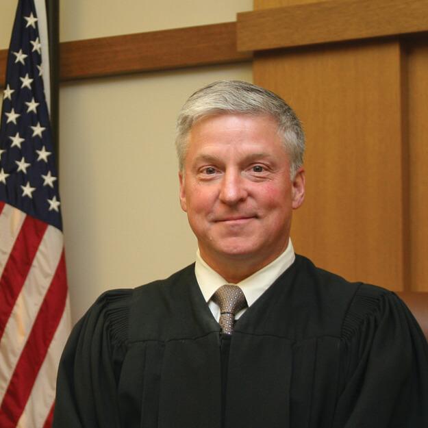 Judge James F. Reitz Jr.